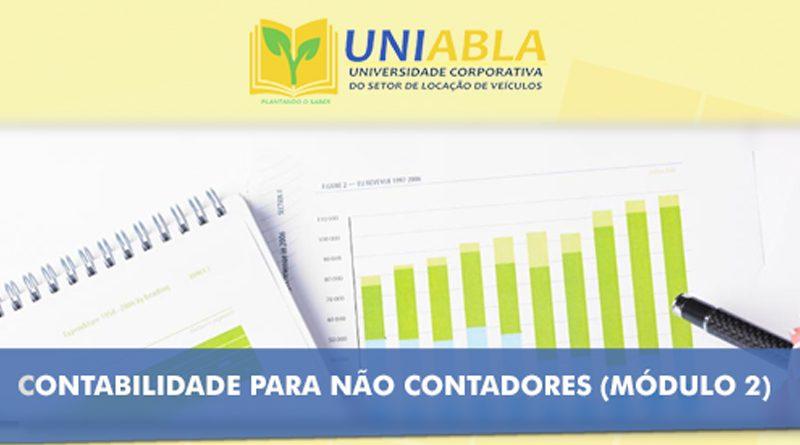 """UNIABLA promoverá em Porto Velho-RO dia 02/08 o curso """"Contabilidade para não contadores"""
