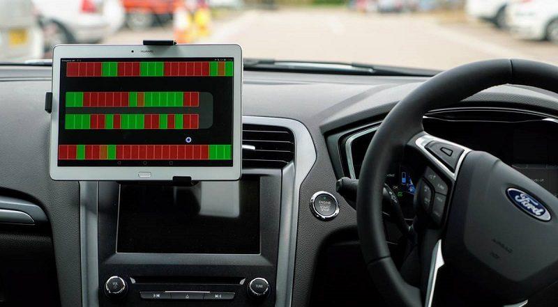 Ford desenvolve sistema para facilitar estacionamento