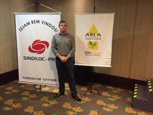 Aconteceu no Sindloc PR o Lançamento do anuário ABLA - EuroIT