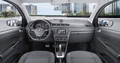 Volkswagen lança novo Gol automático
