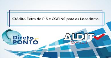 Crédito Extra de PIS e COFINS para as Locadoras