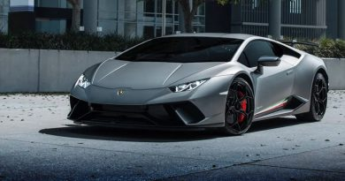 Britânico aluga Lamborghini e toma R$ 180 mil em multas em quatro horas
