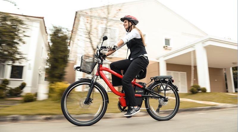 Movida lança serviço de aluguel de bicicleta elétrica em SP