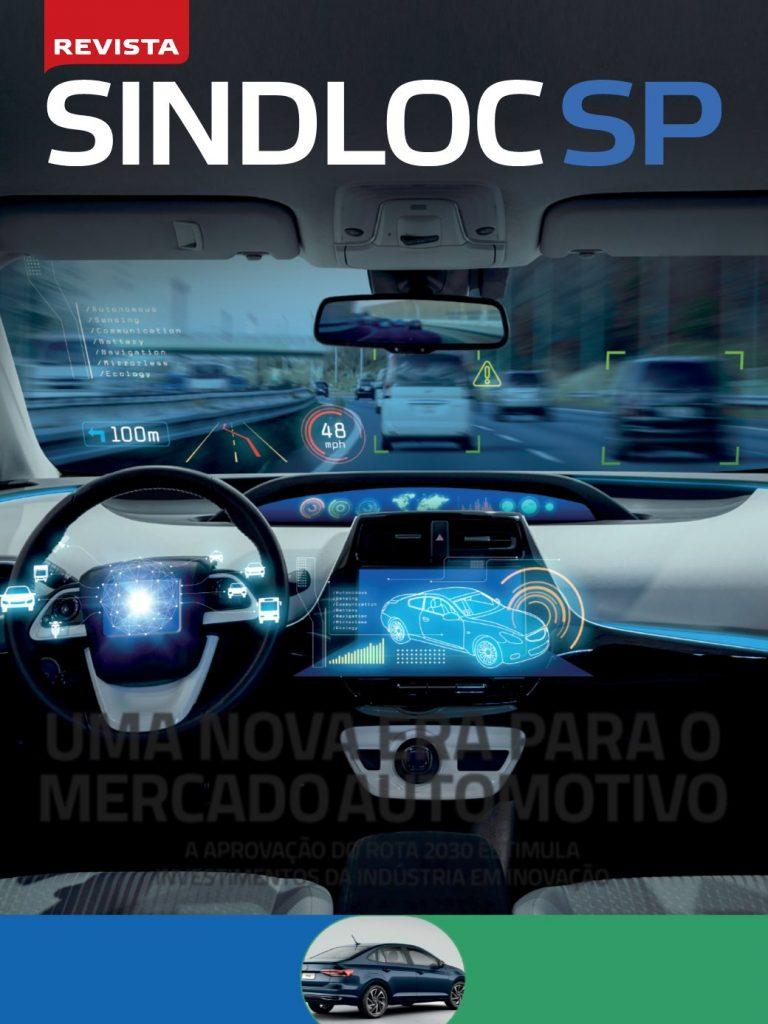 Revista Sindloc-SP edição Nº 203
