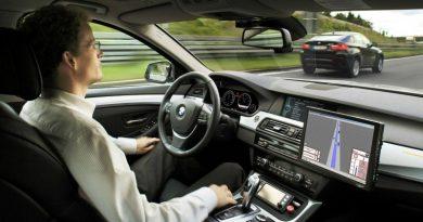 Engenheiro diz ter cruzado os EUA em carro autônomo