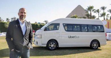 Uber Bus: serviço de carona paga que leva até 20 pessoas é lançado
