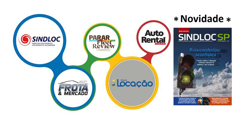 Confira as principais revistas do setor | SINDLOCSP Edição 207