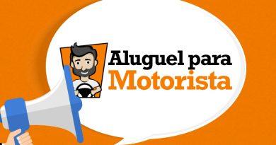 Ofertas publicitárias de lançamento no novo portal para motoristas