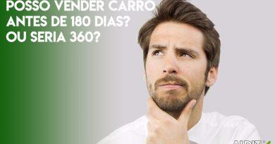 Locadora pode vender carro antes de 180 dias?
