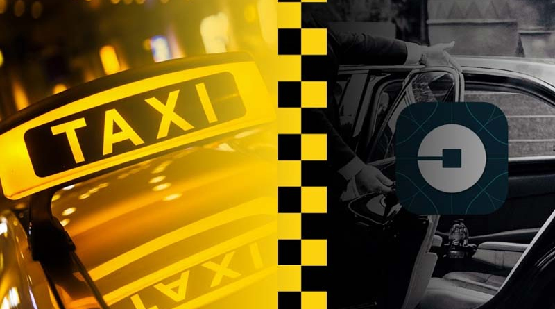 Uber, táxi ou ter o próprio carro?