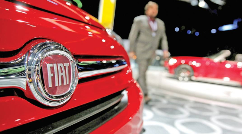 FFiat Chrysler e Peugeot se reúnem para acertar fusão