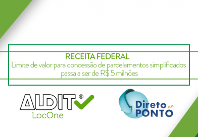 Nova Instrução Normativa regulamenta o parcelamento de débitos perante a Receita Federal.