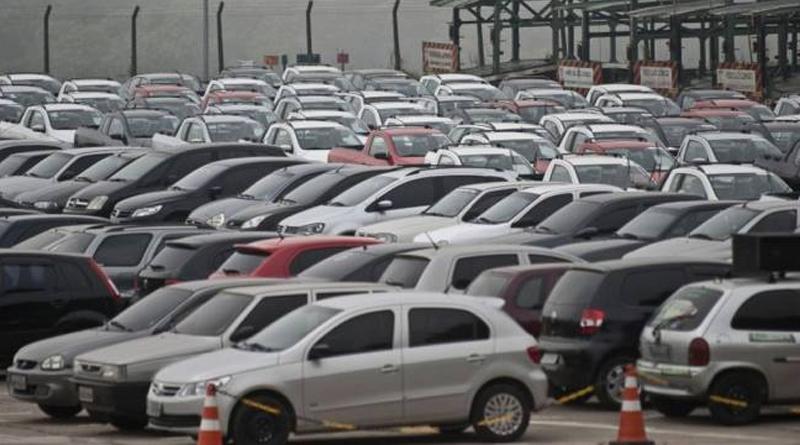 Aluguel de carros cresceu 13% no país em dois anos