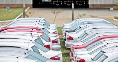 Emplacamentos de veículos dão salto de 34,63% em Minas