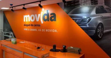Movida anuncia oferta de ações