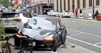 Tesla envolvido em mais um acidente fatal nos EUA