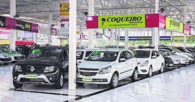 Revendedoras de veículos projetam alta de 3% a 4% nas vendas deste ano