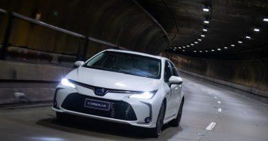 Toyota lança serviço de locação em suas concessionárias