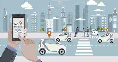 Carsharing e o futuro da mobilidade