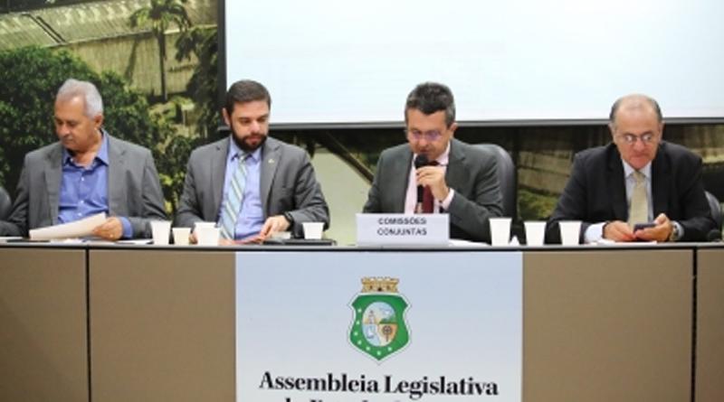 Comissões aprovam três projetos do Executivo e dois de parlamentares
