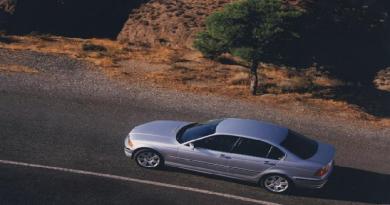 BMW chama Série 3 antigos para recall de air bags da Takata