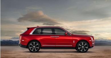 Amontadorade luxo Rolls-Royce disse que registrou um aumento de 25% nas vendas em 2019