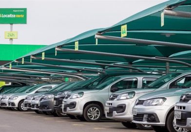 Localiza dá desconto no aluguel de carros para motoristas de aplicativo
