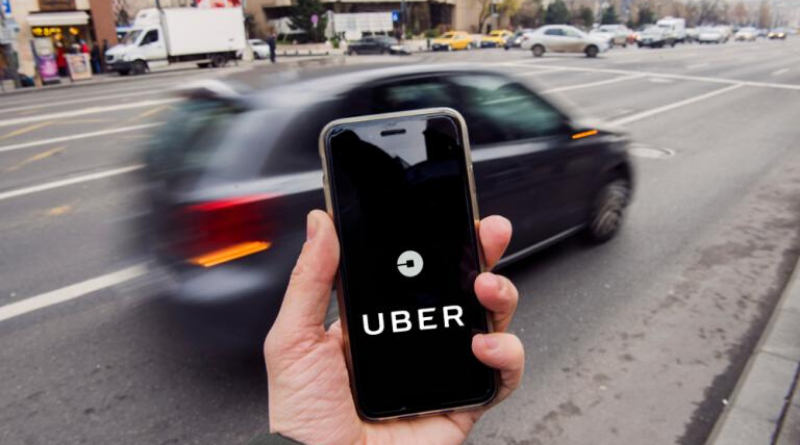 Uber vê aumento de viagens