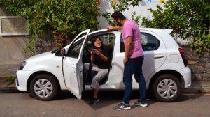 No moObie, carros de particulares podem ser disponibilizados para locação