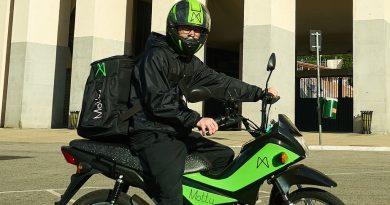 Plataforma de aluguel de motos para delivery recebe US$ 2 milhões em investimentos