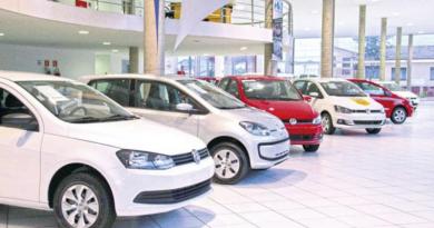 Mercado interno de veículos esboça as primeiras reações