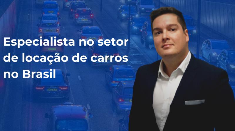 Luiz Filho – Especialista no setor de locação de carros no Brasil
