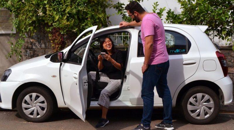 Balcão Virtual da moObie conecta locadoras com quem precisa alugar carros Imagem: Divulgação