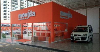 Movida abre nova loja em São José dos Campos (SP). Imagem: Divulgação