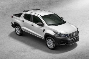 Nova Fiat Strada é sucesso de vendas. Imagem: Divulgação