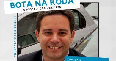 """Especialista em contabilidade para Locadoras lança """"Bota na Roda - O Podcast da Mobilidade"""""""