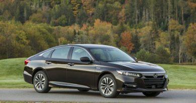 Recall: Honda Accord é chamado por falha no módulo de controle da carroceria. Imagem: Divulgação: Honda