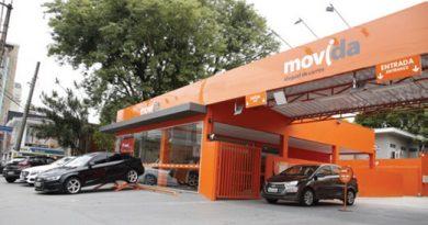 Movida (MOVI3): subsidiária avalia emissão de títulos no exterior. Imagem: Movida/Divulgação