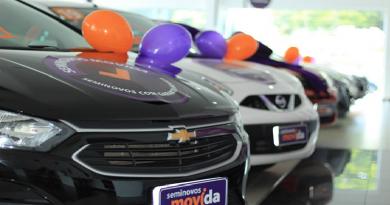 """CEO vê Movida em """"outro patamar"""" e diz que carro por assinatura será maior mercado de aluguel no Brasil. Movida cresce na pandemia, mas ações..."""