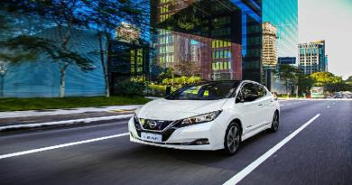 Nissan Leaf é o carro elétrico mais encontrado nas locadoras, aponta pesquisa da ABLA. O segundo é o Caoa Chery Arrizo 5E.