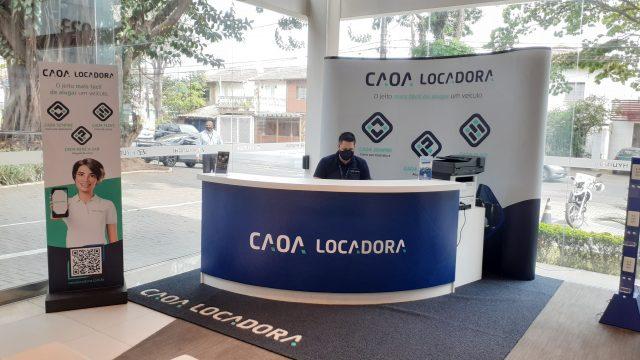 CAOA Locadora passa a contar com o Arrizo 5 Elétrico no seu portfólio